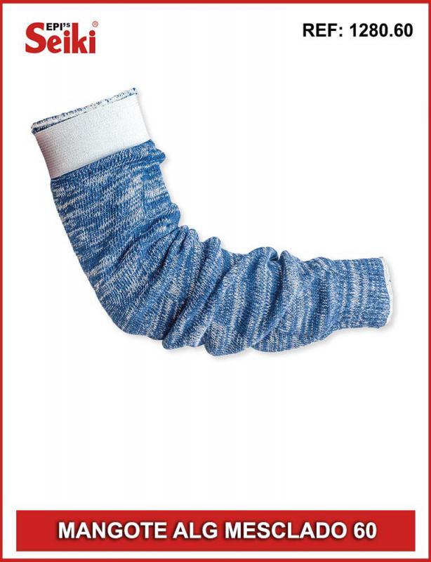 Mangotes de segurança tricotada