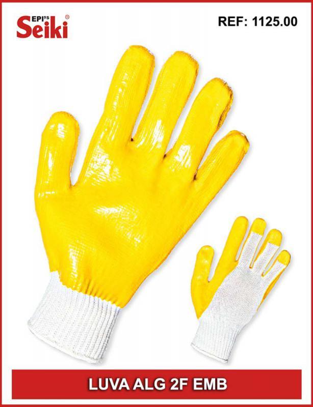 Proteção para as mãos epi